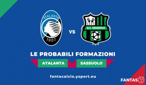 Atalanta-Sassuolo: Probabili Formazioni Fantacalcio e Pronostico (5a Giornata Serie A 2021-22)