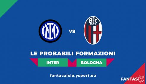 Inter-Bologna: Probabili Formazioni Fantacalcio e Pronostico (4a Giornata Serie A 2021-22)
